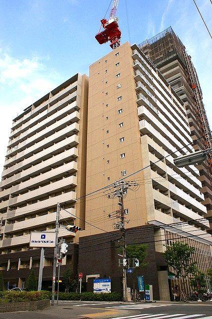 神戸市中央区磯上通の賃貸物件外観写真