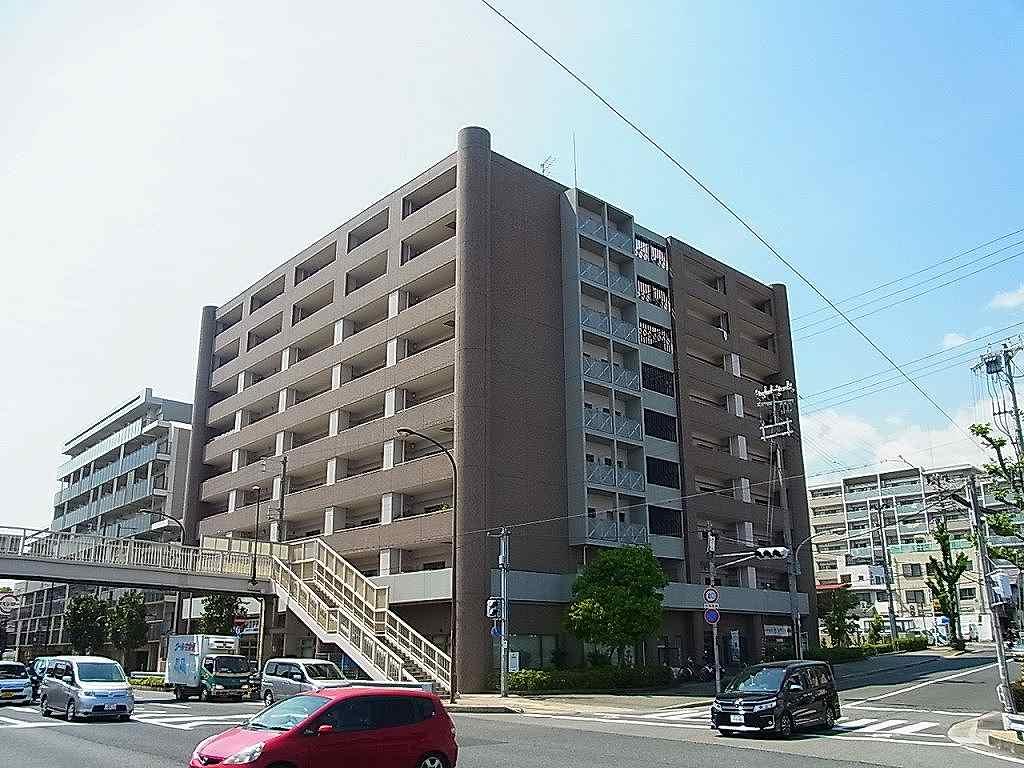 神戸市灘区都通の賃貸物件外観写真